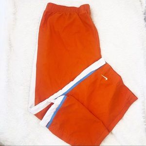 Nike Orange Capri Girls